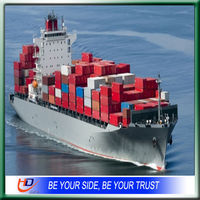 sea shipping containers price from china to california