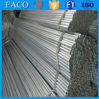 Tianjin electrical metallic tubing galvanized tube service entrance cap set screw