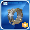lateral movement reducer steel wire exhaust duct bellow pipe compensator