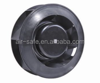 EC backward centrifugal fan 190MM