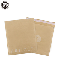 wholesale kraft paper air bubble envelope mailers padded mailing bags for shipping