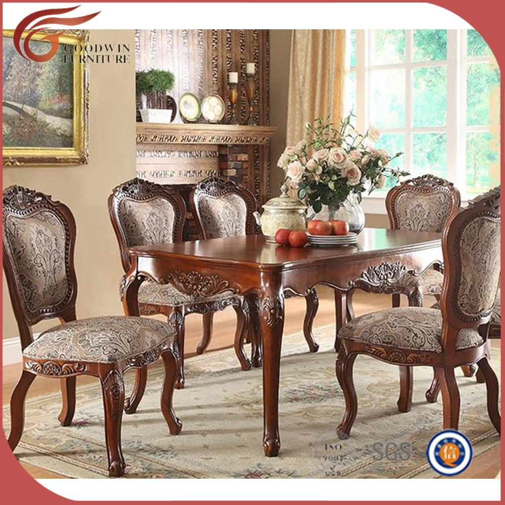 Cheap Dining Table And Chairs Antique Wooden Dining Table