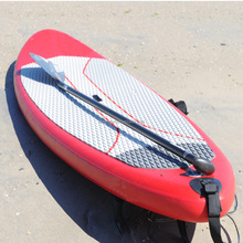 Top level isup paddleboards inflatable with flex fins