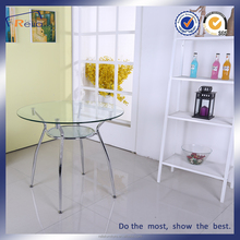 Wholesale Oval Glass Dining Table Used Indoor Table Furniture