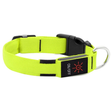 Flashing Light up dog leads collar extenders products