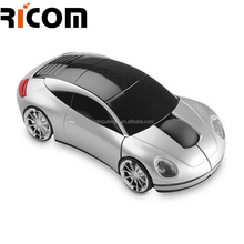 wireless car mouse,car shape mouse,wireless 2.4g car mouse from Shenzhen Ricom MW8303