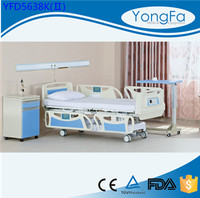 Electrophoresis painting system Home Care 5-function rotating paralyzed patient bed