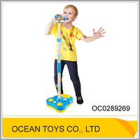 Plastic toy instrument kids toy microphone for kids OC0289269