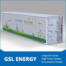 large scale utility ESS 1MW 40ft container energy storage system