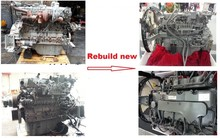 6HK1 4HK1 rebuild new excavator engine reconditioned diesel engine remanufactured complete engine assy