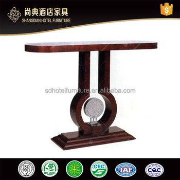 Best Antique Wooden Hotel Console Table