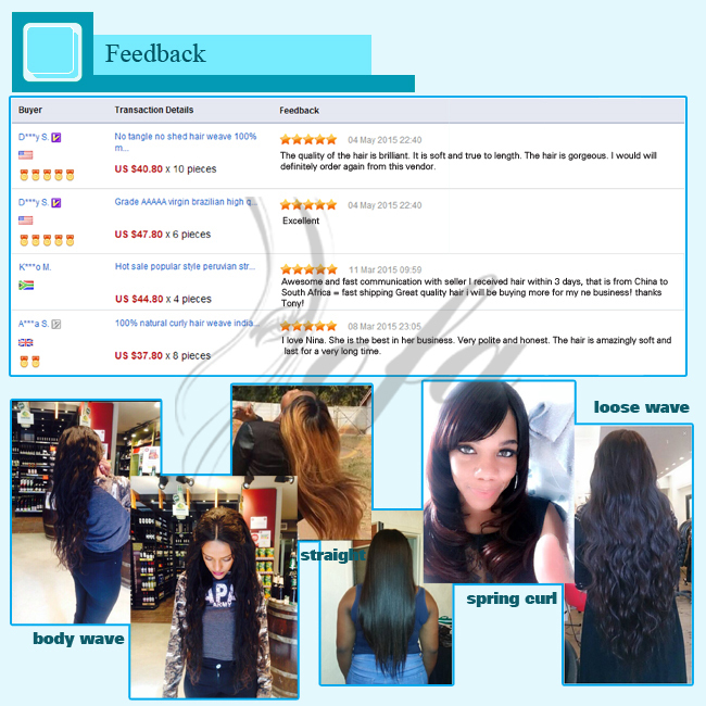 True lenght 8'' to 26'' brazilian 360 lace frontal wig
