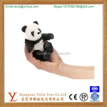 mini stuffed panda toys / small panda bear