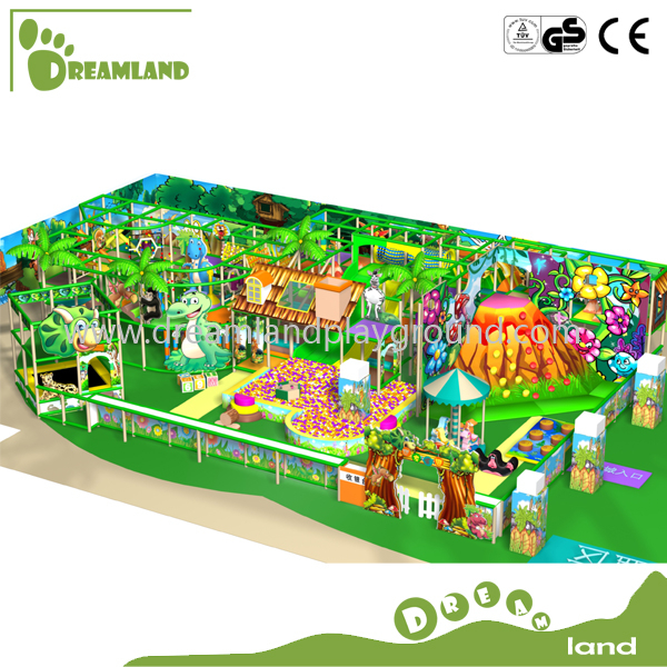 kids single indoor soft playground