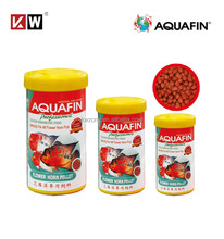 Aquafin Flower Horn Pellet (11#) Aquarium Fish Food