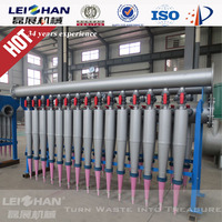 Leizhan pulp equipment low density cleaner for toilet/tissue paper making machine pulp and paper production line