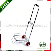 Japanese hot sale Pooyo chrome plated shopping cart