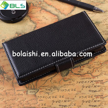 PU wallet leather cover case for google nexus 4 lg e960