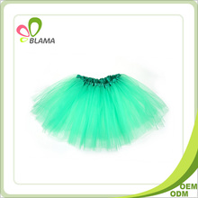 Hot sale professional ballet tutu skirts fashion turquoise pettiskirts