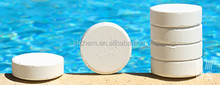 Disinfectant Pool Chlorine Tablets 56% 60%, 65%,70%, 90%