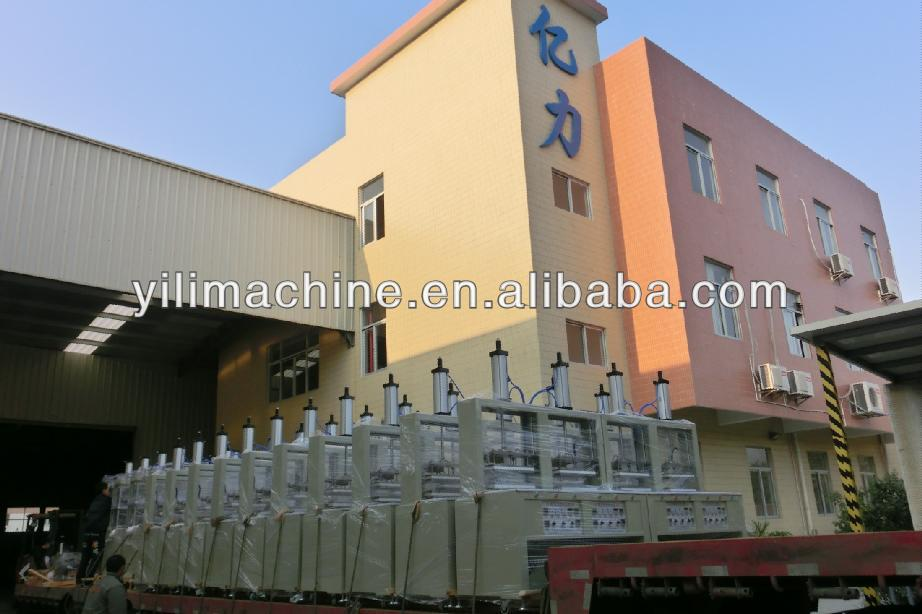 A2-F Foam cup molding machine