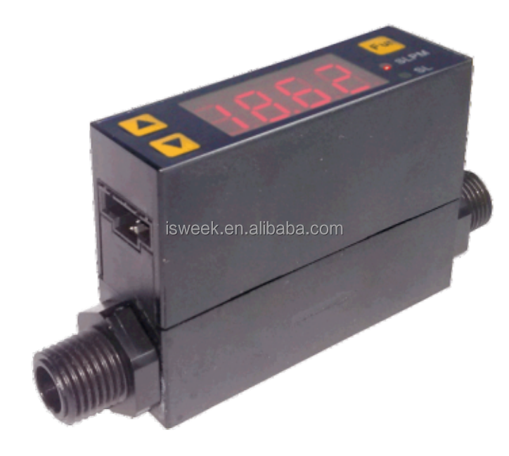Air Flow Meter for Air Monitor 0~2 SLPM with Analog Output MF4003