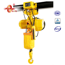 Electric Chain Hoist With Trolley/ harga hoist crane 3 ton