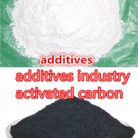 Activated Carbon As Decolorant Additives