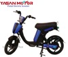 48V 20Ah LG Lithium 2 Wheel Lightweight Electric Moped with CE Approved