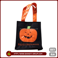 Good quality china products halloween wholesale cheap gift bags