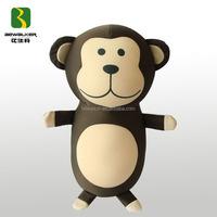 Cute Custom Toy Animal Stuffed With Microbeads