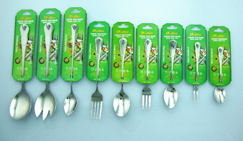 Guangdong Osdon industrial co hot sale flatware set