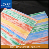factory price polyester cotton printed fabric