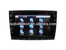 LSQ Star Renault Megane Ii With Car Mp3 Player/dvd/radio Fm/gps/amplifier