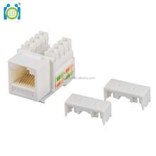 623k modular jack rj45 CAT6 90 degree