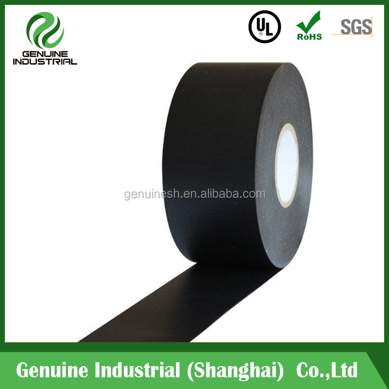 PVC Duct Tape for Gas Oil Steel Pipe Anti Corrosion/butyl rubber tape pipe wrapping