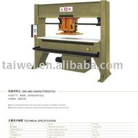 Leather Cutting Press