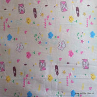 custom pure cotton printing flannel microfiber for baby