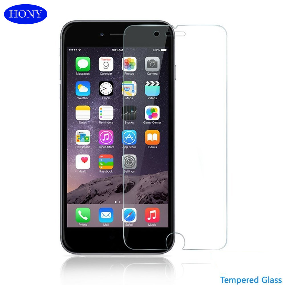 2.5D Anti-Static Screen Protector For Iphone 6 tempered glass