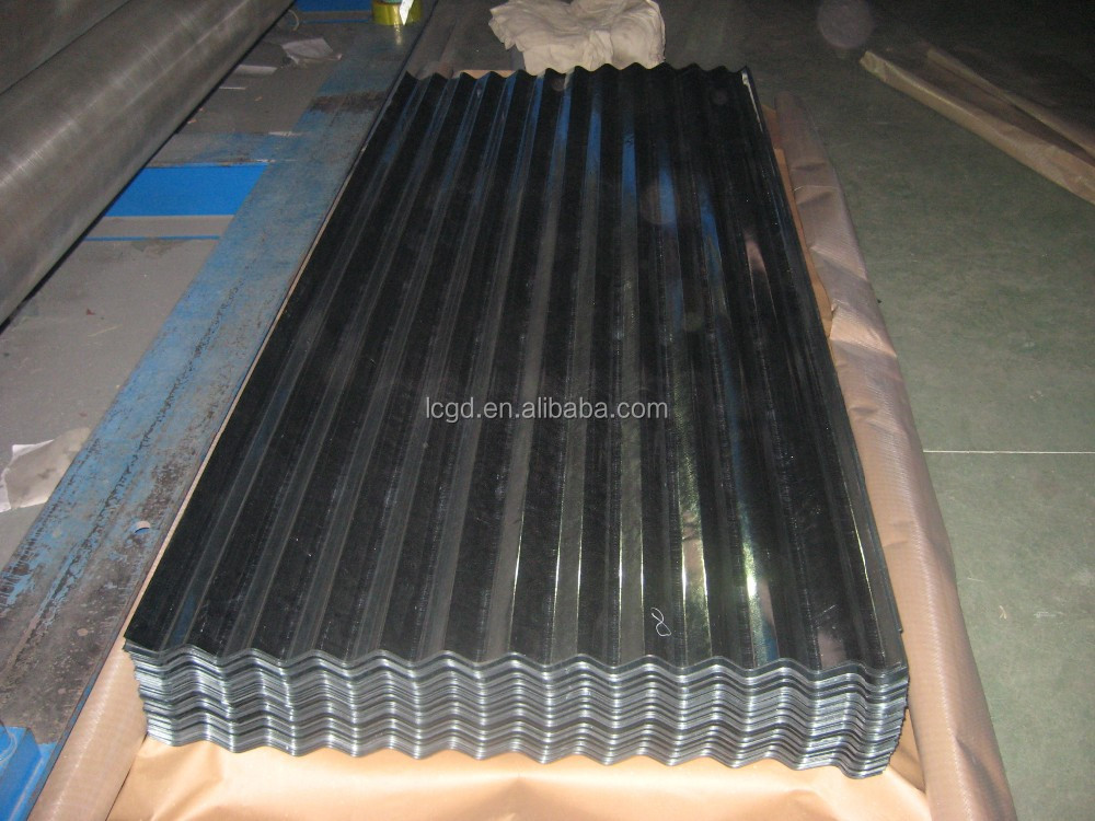 2015 The Best Price of Corrugated Roofing Sheets, Galvanized Corrugated Steel Plates