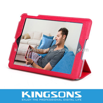 Newest design 9.7 inch tablet case for ipad air