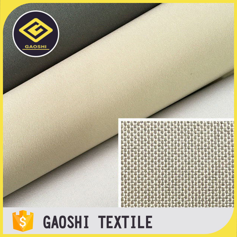 China Wholesale Market Agents PVC Coated Polyester Waterproof Fireproof Home Textile Material Fabric