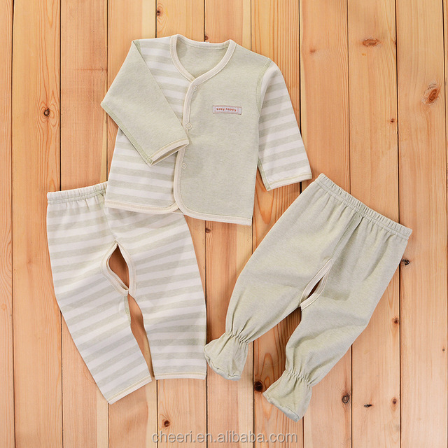 2017 Cheap Autumn Trendy Hot Sales Infant Boys Long Sleeve Winter Newborn Baby Girl Clothes Set Sets