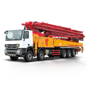 SANY Brand New 53m Truck-mounted Concrete Pump SYG5418THB 53 for Sale in Dubai