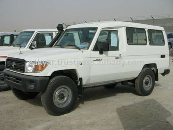 Armored B-6 Toyota Land Cruiser 78 model 2014