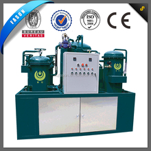Good treatment effect green technology waste lube oil cleaning machine