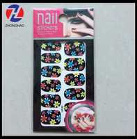 new arrived wholesale bueaty elegant fancy creative eco-friendly craft unique Custom design nail sticker