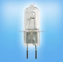 JC 2-pins bulb 12V 60W dental bulb halogen bulbs