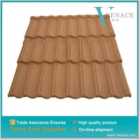 Low price roof for poultry house stone coated roofing sheet