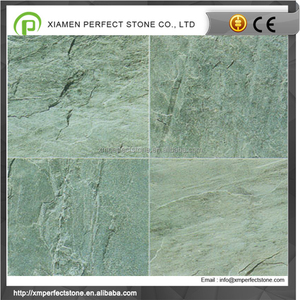 Green slate stone for exterior walls with green slate wholesale